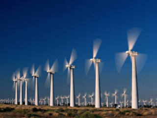 research wind turbines
